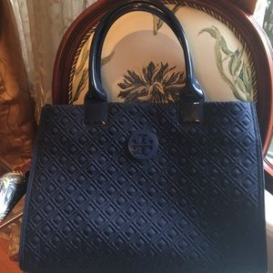 Authentic Tory Burch XL tote
